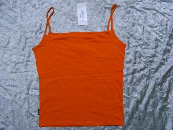 パシフィックコースト PACIFIC COAST レディースキャミソール オレンジ Lサイズ マクレガー 新品_画像3