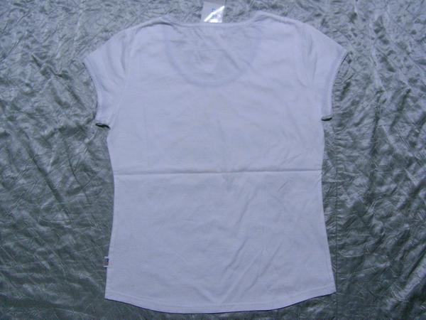 パシフィックコースト PACIFIC COAST レディース半袖Tシャツ ホワイトMサイズ 新品_画像3