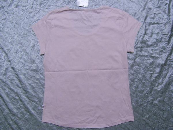 パシフィックコースト PACIFIC COAST レディース半袖Tシャツ ピンク Mサイズ 新品_画像3