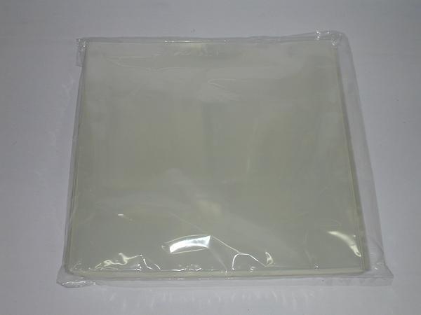 10インチレコードジャケット保護用サイドシールPP袋100枚セット_画像1