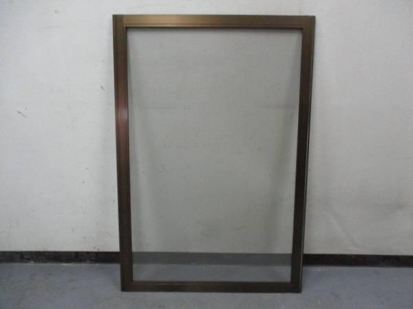 さ76 三協アルミ 窓 ガラス 網戸 70×103×1.5 住宅 設備 建設_画像1