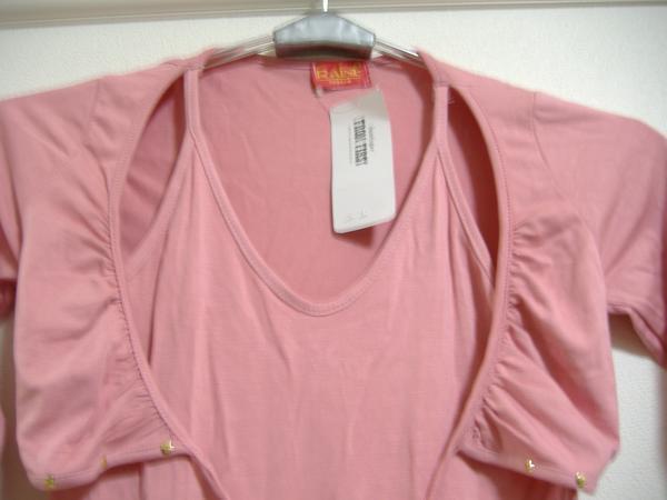 イタリア製 レディース長袖Tシャツ RAINE 新品_画像2
