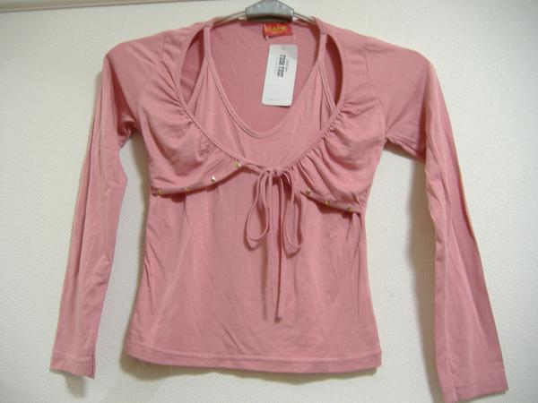 イタリア製 レディース長袖Tシャツ RAINE 新品_画像1