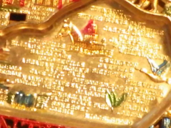 一撃落札★50'S★スーベニア★アシュトレイ★灰皿★Kentucky★ビンテージ★USA★小物入れ★トレイ★アメリカ★雑貨★MADE IN JAPAN★レトロ_画像2