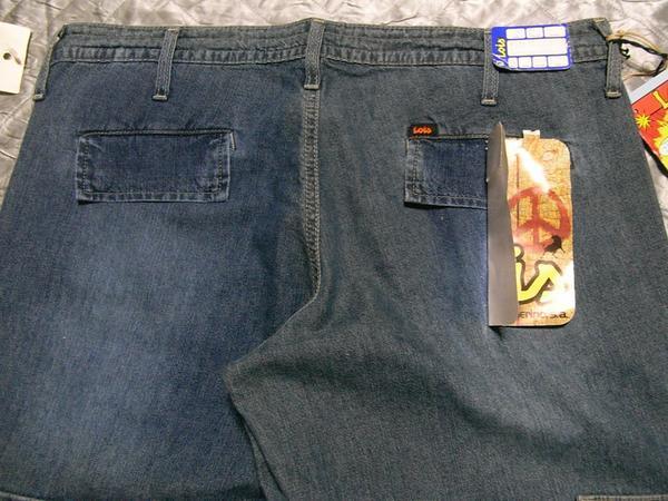 ロイスジーンズ Lois Jeans メンズデニムパンツ ジーンズ カーゴパンツ アウトレット_画像3