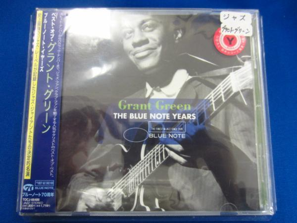 f50 レンタル版CD ベスト・オブ・グラント・グリーン(ブルーノート・イヤーズ)/グラント・グリーン 7730_画像1