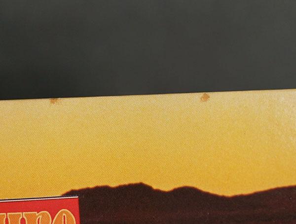 国内プロモ盤LP Railhead Overture マイク・ポスト MIKE POST ロック ポップス レコード 寄付品_画像3