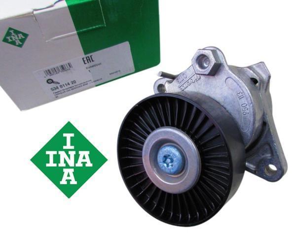 INA製 ベルトテンショナー新品 (V6/V8エンジン) R170 R171 SLKクラス W251 Rクラス (112-200-0970/534.0114.20)_画像1