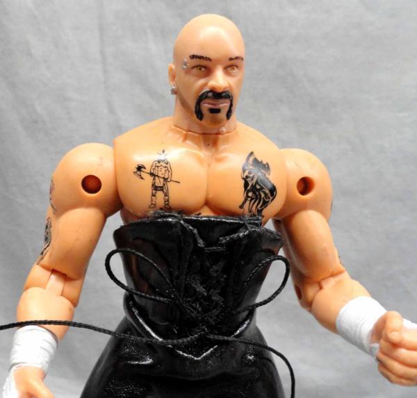 トイビズ WCW ペリー・サタン ECW プロレス TOYBIZ フィギュア WWF_画像1