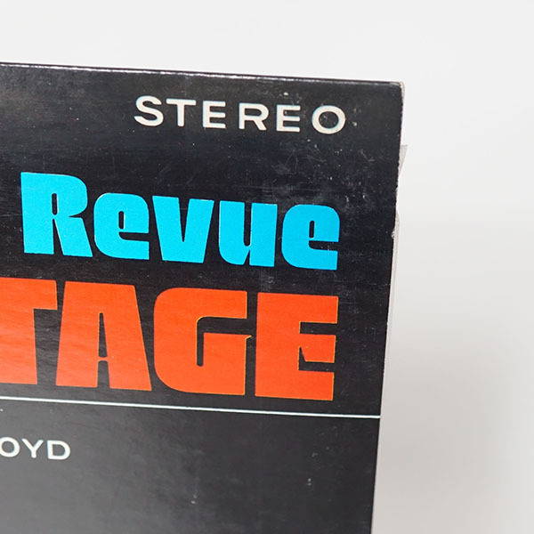 国内プロモ盤LP Live In Paris The Stax/Volt Revue Otis Redding Sam&Dave Carla Thomas Eddie Floyd オーティス サム&デイヴ_画像4