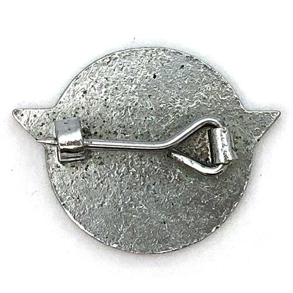 チョッパー パイロット ビンテージ ピンバッジ CHOPPER PILOT Vintage Pin ピンズ バイカー アウトロー アウトロウ Biker Pins Outlaw_画像2