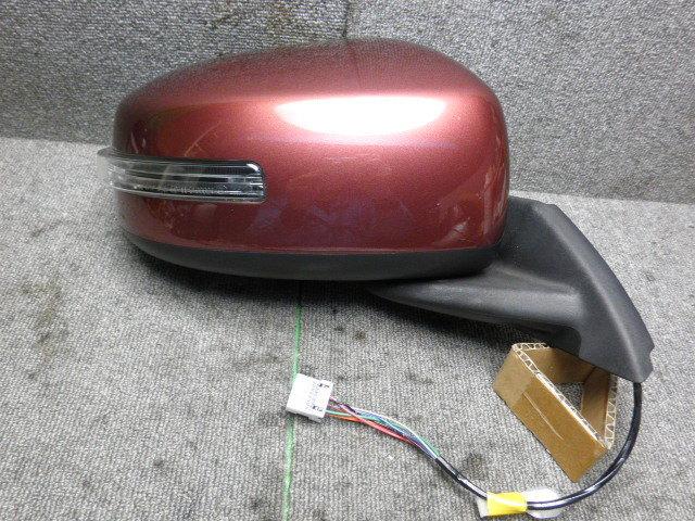 平成26年 B11W eKワゴン 右ドアミラー ウインカー付  カラーC11_画像1