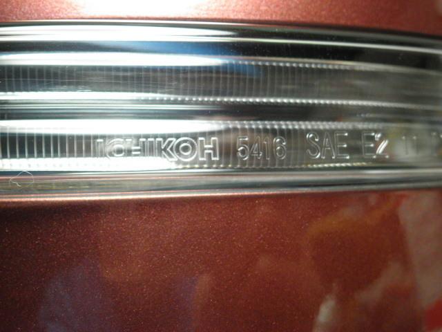 平成26年 B11W eKワゴン 右ドアミラー ウインカー付  カラーC11_画像4