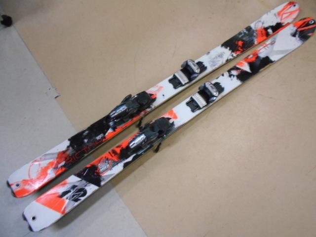 $ パウダーも入れます! オールラウンドスキー K2《ケイツー》 AMP《アンプ》RICTOR《リクター》90XTI 163㎝ 2015年モデル $ 157