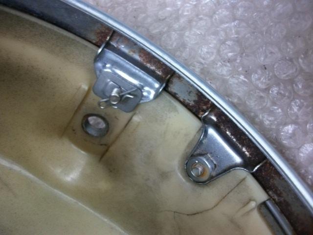 【BST】★ホンダ CB750four K7 旧車 純正 ヘッドライトケース リム HM-20M_画像9