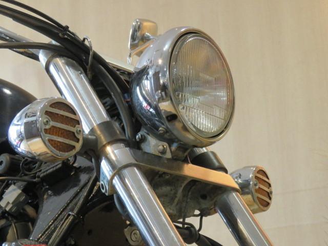 HONDA MAGNA 250 MC29 ホンダ マグナ 250cc ブラック 27800km エンジン実動! アメリカン バイク カスタム製作中! 札幌発_画像7
