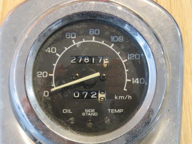 HONDA MAGNA 250 MC29 ホンダ マグナ 250cc ブラック 27800km エンジン実動! アメリカン バイク カスタム製作中! 札幌発_画像8