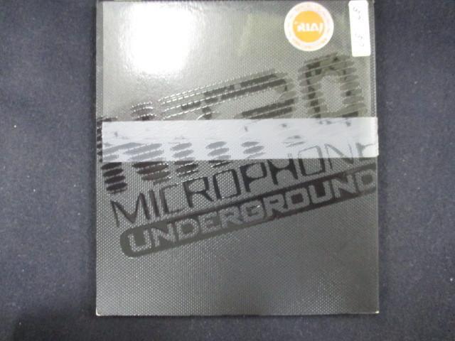 rq7 レンタル版CD UPRISING/NITRO MICROPHONE UNDERGROUND 602305_画像1
