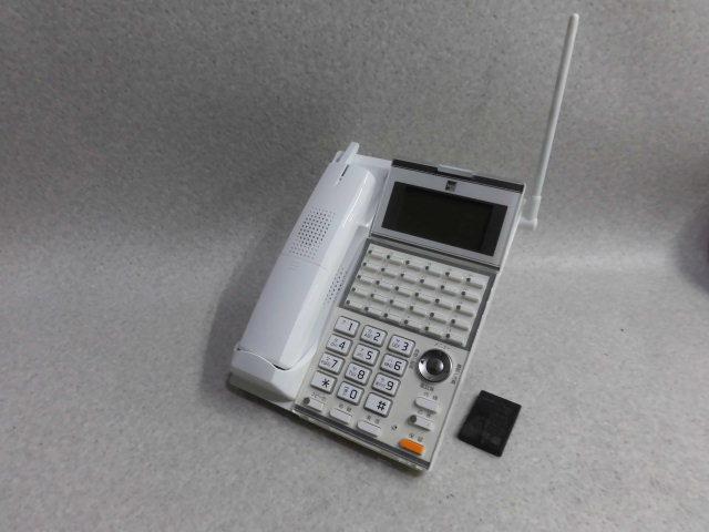 Ω 保証有 ZF1★17442★CL920 サクサ AGREA LT900 30ボタンカールコードレス電話機 領収書発行可能 仰天価格 同梱可 中古ビジネスホン_画像2