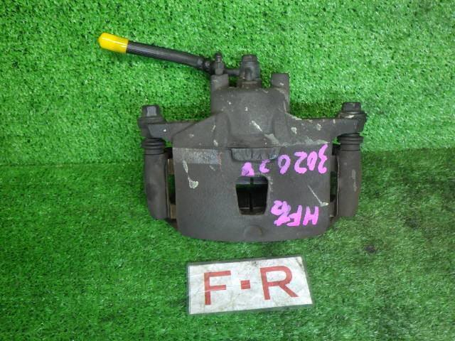 マーチ DBA-AK12 右Fキャリパー_画像1