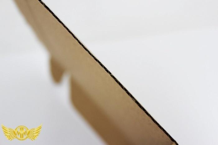 【送料800円】小型サイズ薄型段ボール 132×203×32mm ケース・梱包資材 組立箱 ダンボール箱 段ボール箱 梱包用品 梱包資材 n式 業務用_画像5
