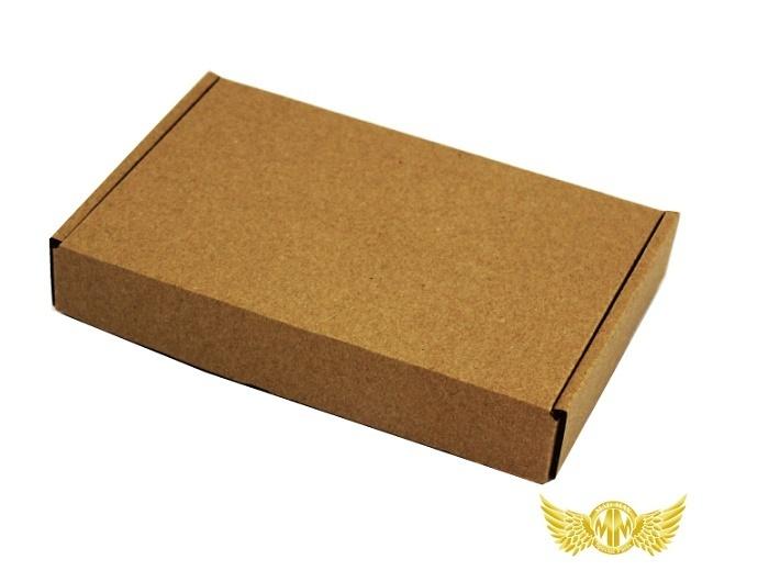 【送料800円】小型サイズ薄型段ボール 132×203×32mm ケース・梱包資材 組立箱 ダンボール箱 段ボール箱 梱包用品 梱包資材 n式 業務用_画像3