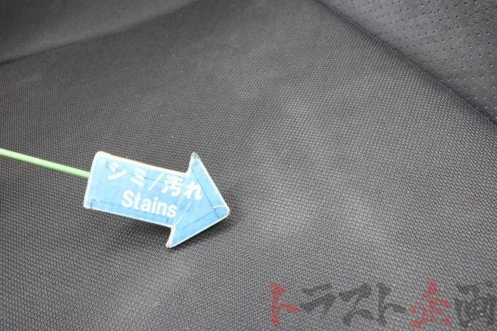 4205201 レカロ SR-7 アドバンスエディション セミバケットシート 運転席 スカイライン 25GT-T ER34 前期 4ドア トラスト企画_画像8
