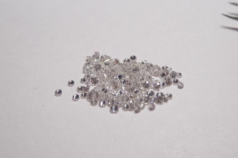 綺麗 天然ダイヤモンド ルース 合計 2.551ct 裸石_画像2