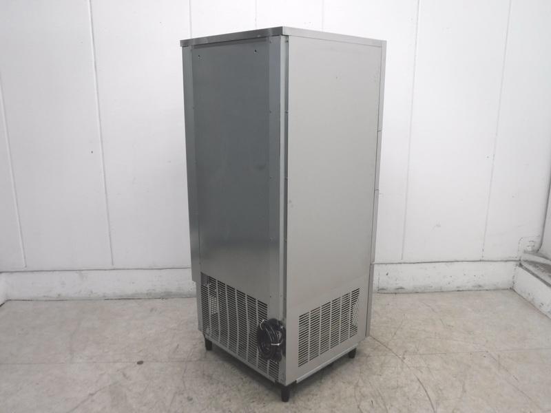 大幅値下9871◆フクシマ 2010年◆製氷機 FIC-240KV-S 240㎏ 3相200V サイズ:W700×D640×H1640(mm)_画像6