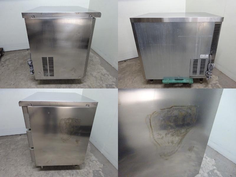 ◆IB1412 台下冷蔵庫 冷蔵ドロワー RT-80DNC ホシザキ W800×D600×H800mm 中古 業務用 厨房用 コールドテーブル_画像2