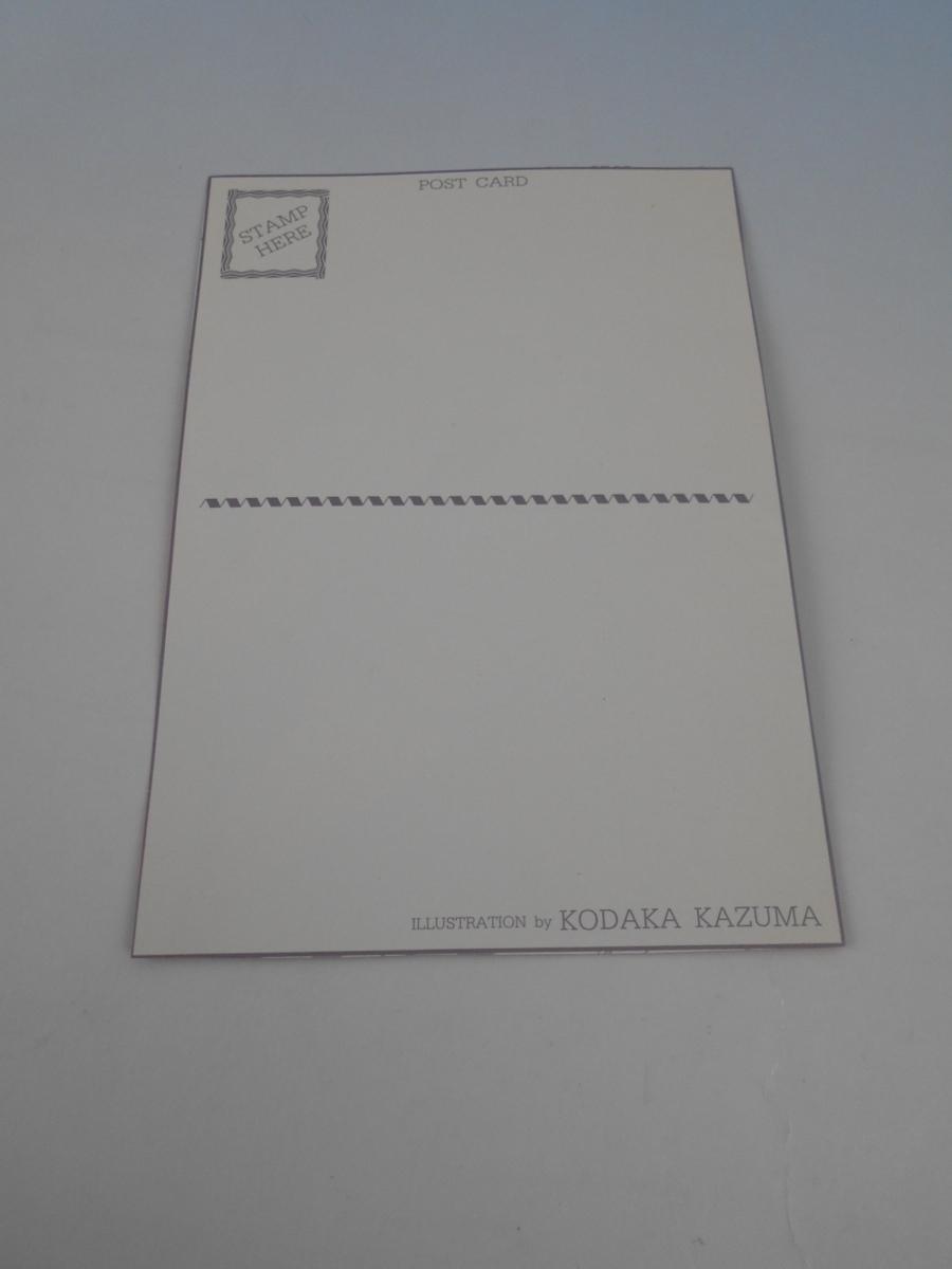 こだか和麻 戦国BASARA 2 元親×元就 瀬戸内 #1.5 ポストカード付き_画像6