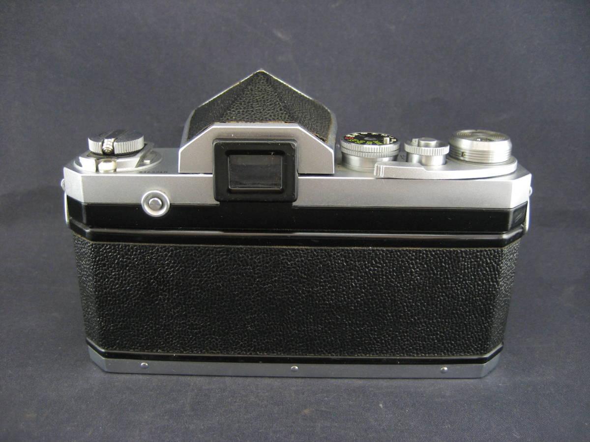 【茶々】Nikon F 646万台 NIKKOR-S Auto1:1.4 f=50mm_画像3