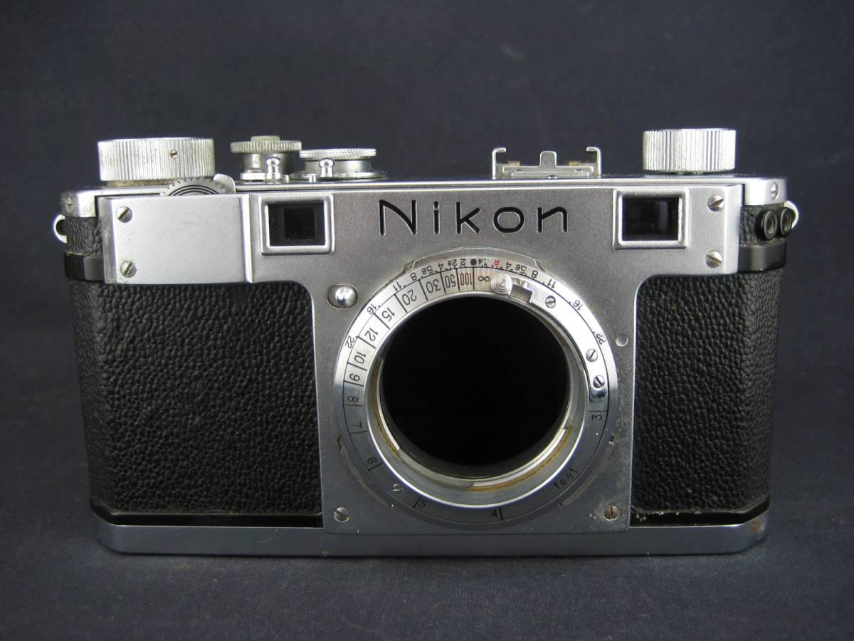【茶々】Nikon S NIKKOR-H.C 1:2 f=50cm_画像6