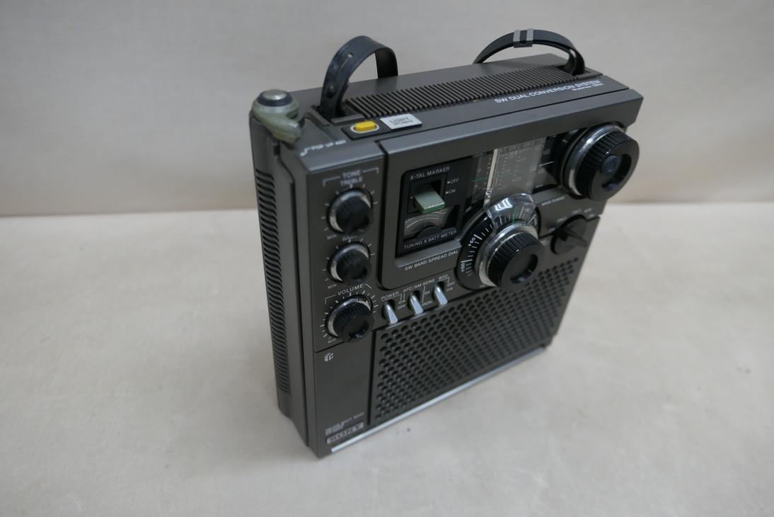 190130-68 SONY ICF-5800 ラジオ ジャンク品@08