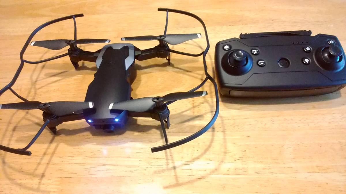 2019 最新モデル ドローン HDWIDEカメラ搭載 高度維持センサー標準装備 セルフィ空撮 MAVICタイプ 高性能