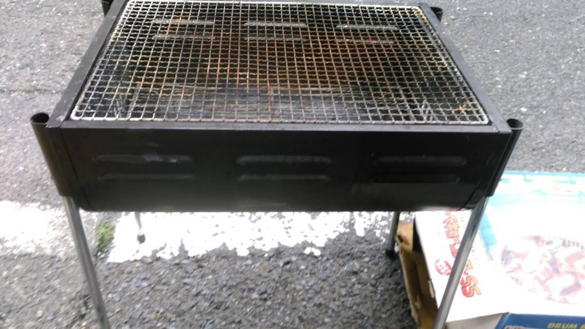 ドラムバーベキューコンロ・T-SS バーベキューグリル BBQコンロ 炭火用コンロ