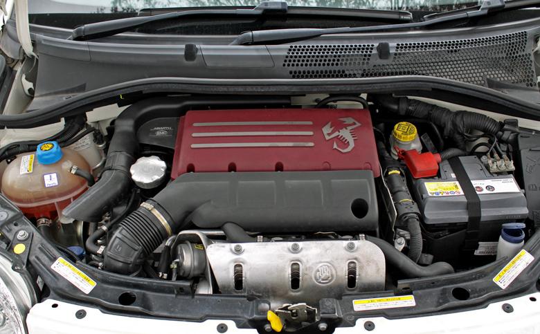 160馬力を出す心臓 乗って楽しいエンジン