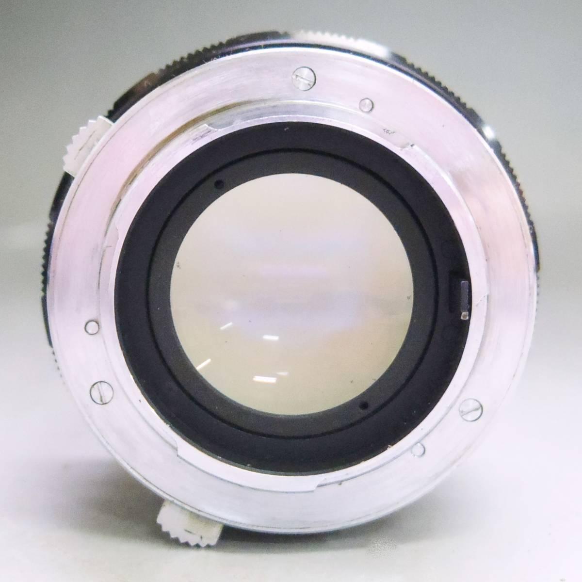 14 08-128864-31 ◇ オリンパス OLYMPUS PEN FT フィルムカメラ レンズ H.ZUIKO AUTO-S 1:1.2 f=42mm 神08_画像6