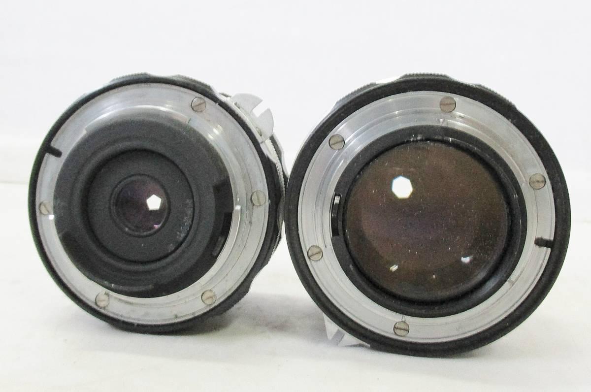 14 05-137132-23 Nikon ニコン F ボディ DW-4 ファインダー カメラ レンズ 他 まとめてセット 神05_画像6