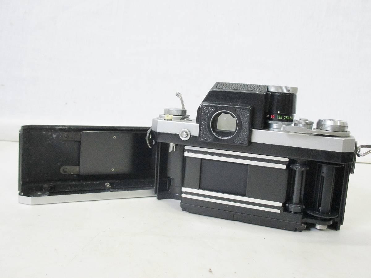 14 05-137132-23 Nikon ニコン F ボディ DW-4 ファインダー カメラ レンズ 他 まとめてセット 神05_画像4