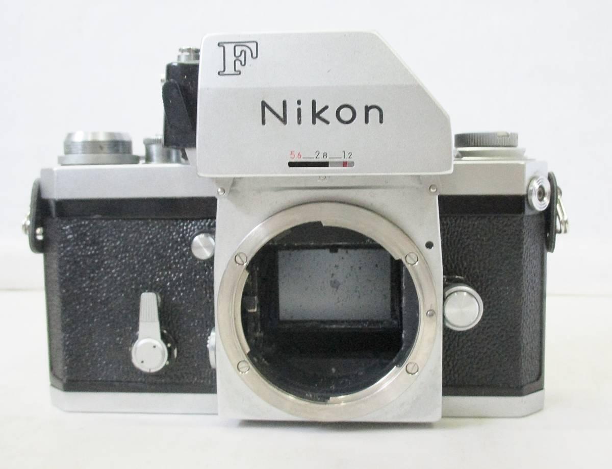 14 05-137132-23 Nikon ニコン F ボディ DW-4 ファインダー カメラ レンズ 他 まとめてセット 神05_画像2