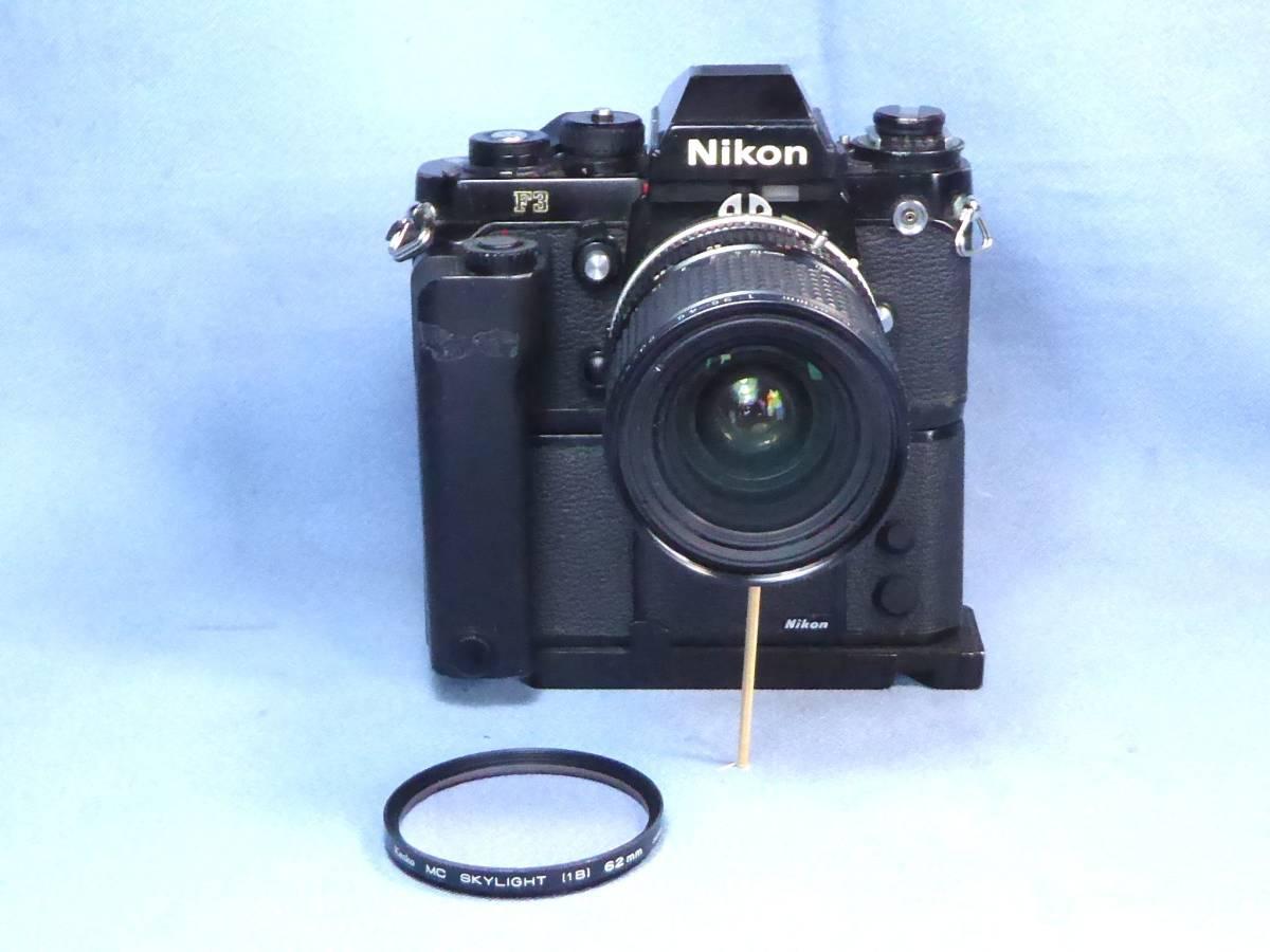 ★  綺麗  ★   NIKON   F 3   +   Zoom  NIKKOR   28-85mm/F3.5-4.5   +   MD-4   +   AH-3
