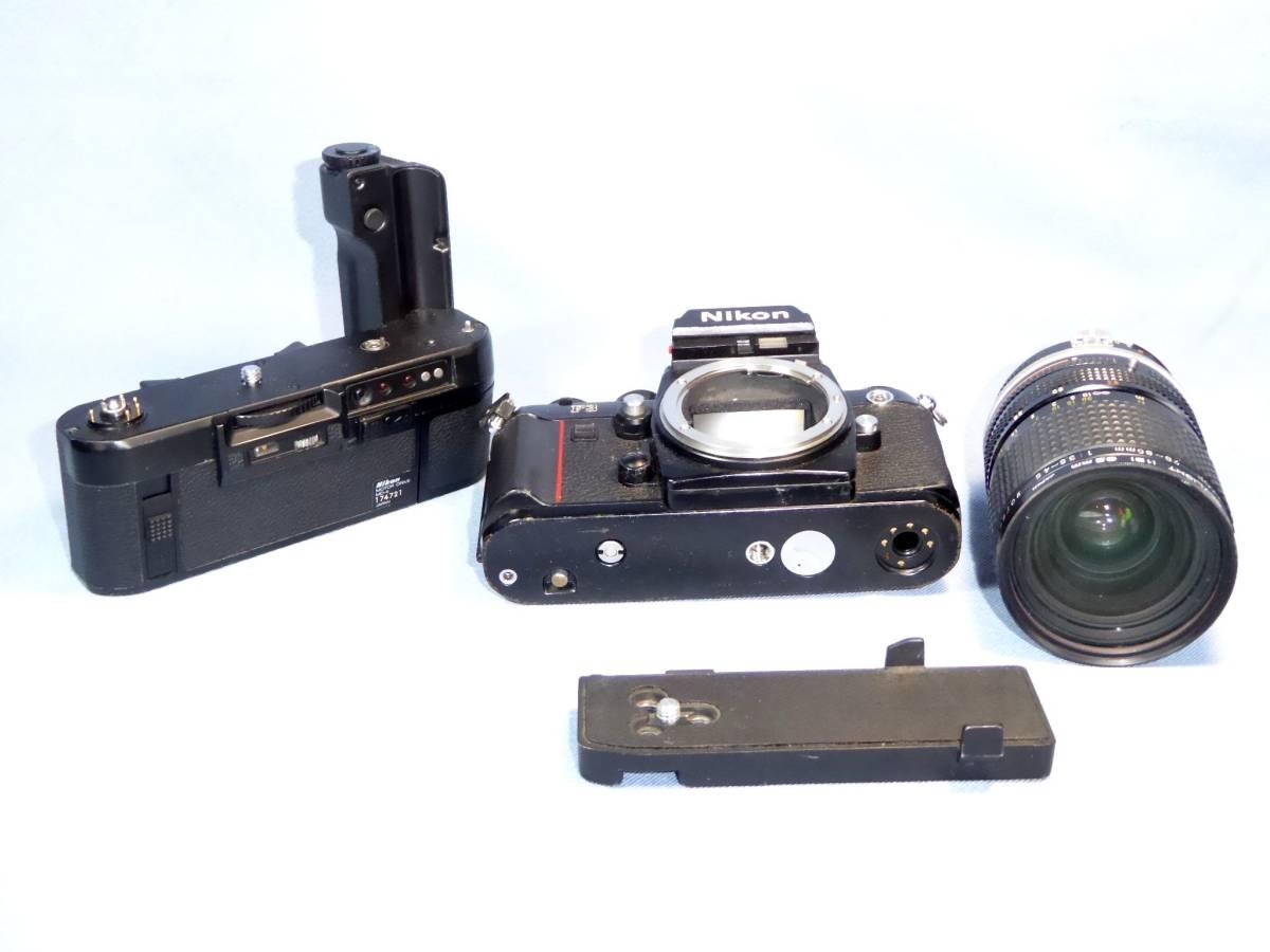 ★  綺麗  ★   NIKON   F 3   +   Zoom  NIKKOR   28-85mm/F3.5-4.5   +   MD-4   +   AH-3 _画像6