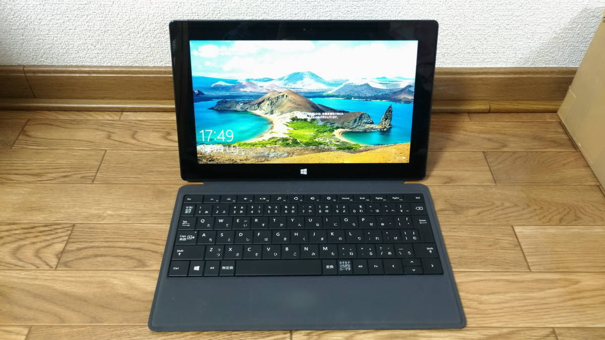 中古パソコン Microsoft Surface Pro2 128GB 【Model:1601】_画像2