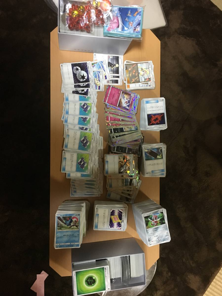 ポケモンカード 旧カード無し SRシロナ・ルチア・エリカなど 2000枚以上_画像10