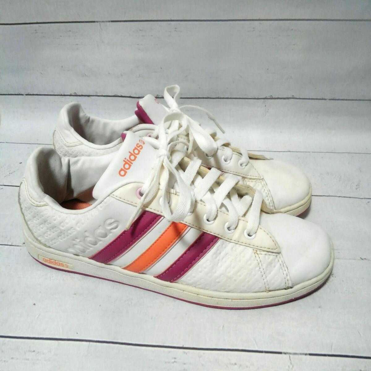 tienda de descuento materiales superiores el precio más baratas adidas vibetouch Adidas lady's sneakers shoes shoes 24.5cm shoes ...