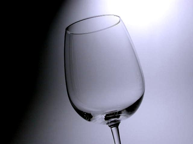 【石塚硝子】 ワイングラス6客セット  ボルドーL_画像3