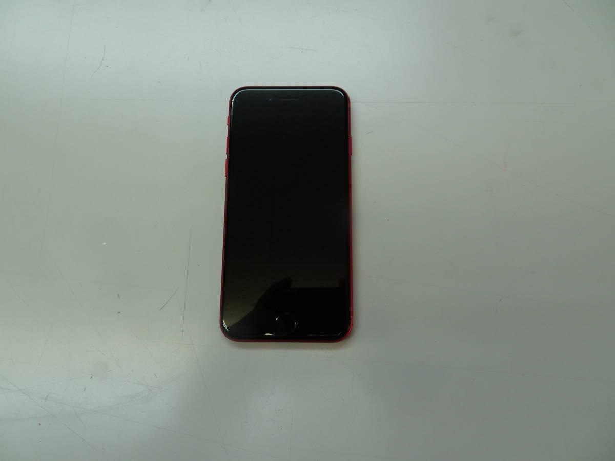 DoCoMo iPhone8 256GB プロダクトレッド_画像2