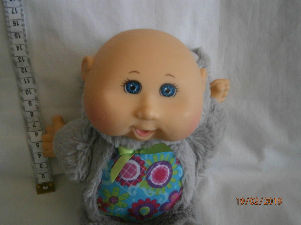 畑 人形 キャベツ