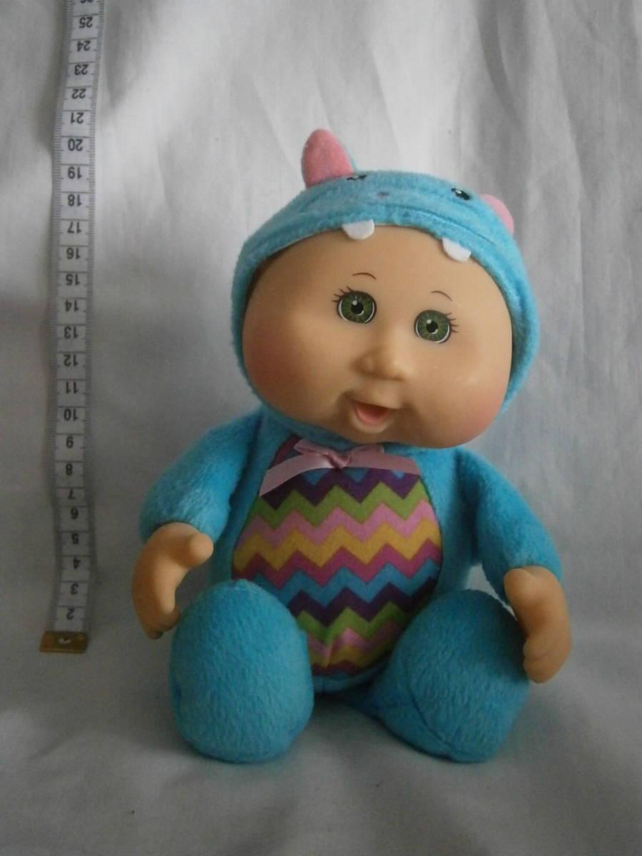 人形 キャベツ 畑